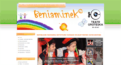 Preview of beniaminek.edu.pl